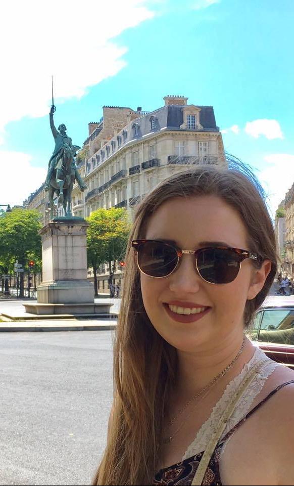 paris gw statue